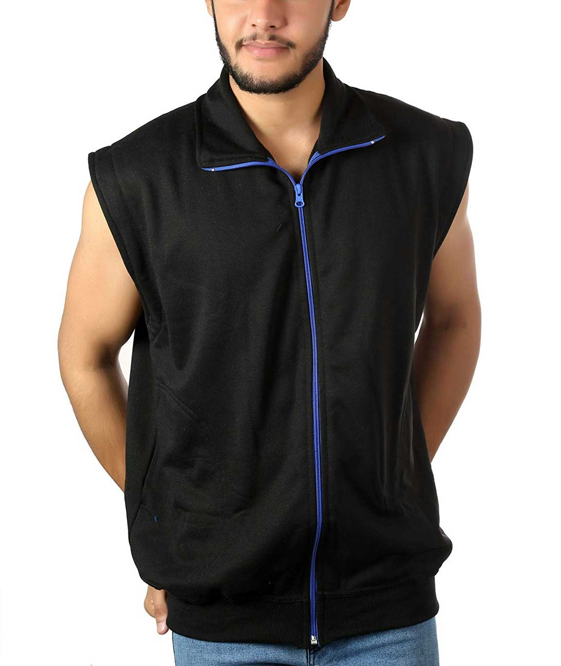 Vestiario Men Cotton Blended Jacket