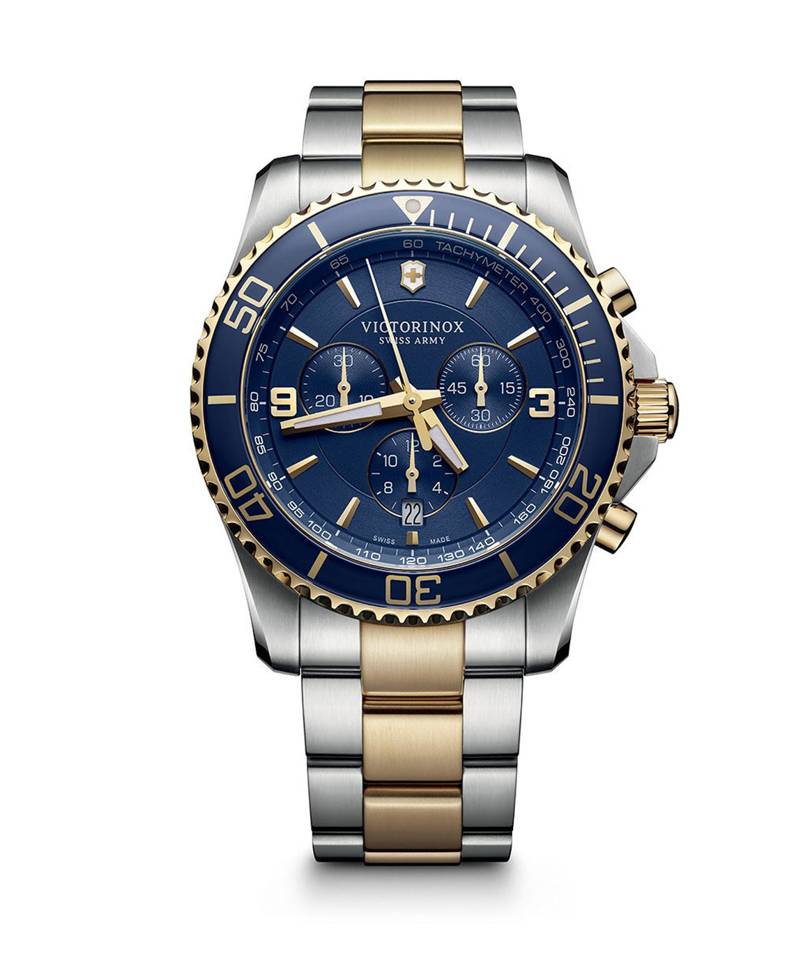 Victorinox Swiss Army Men`s Maverick Chronograph Watch