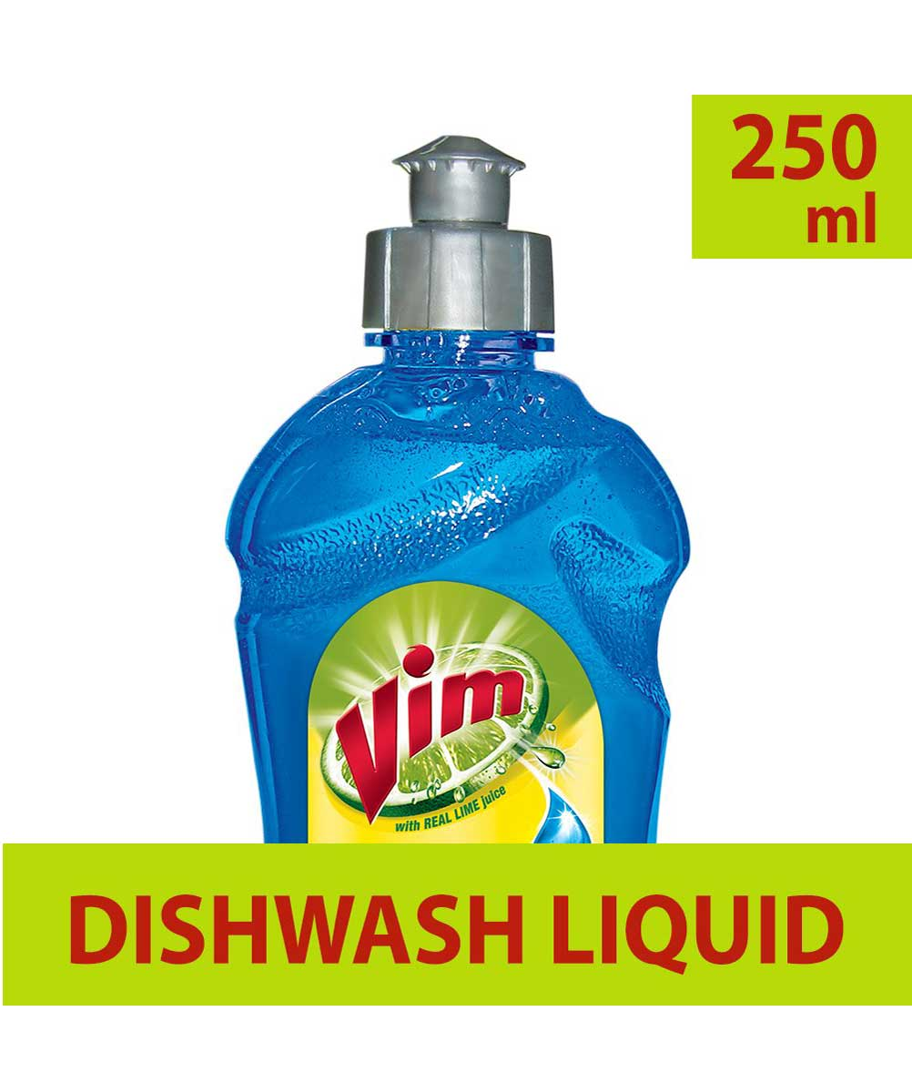 Vim Liquid Antigerm - 250 ml