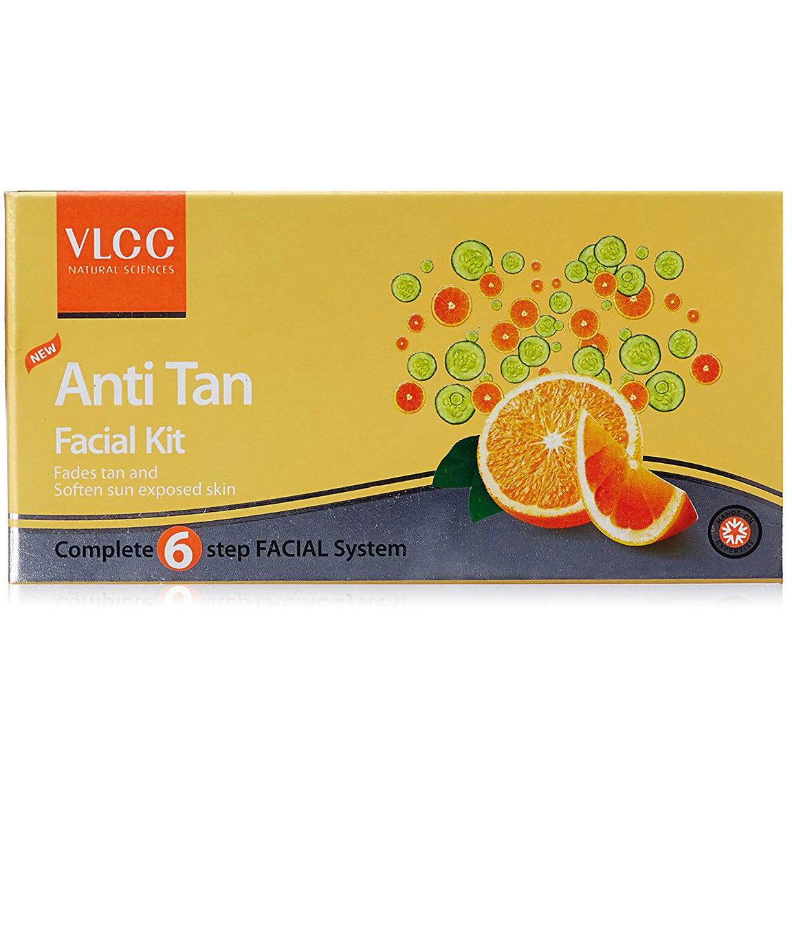 VLCC Anti Tan Single Facial Kit 60g