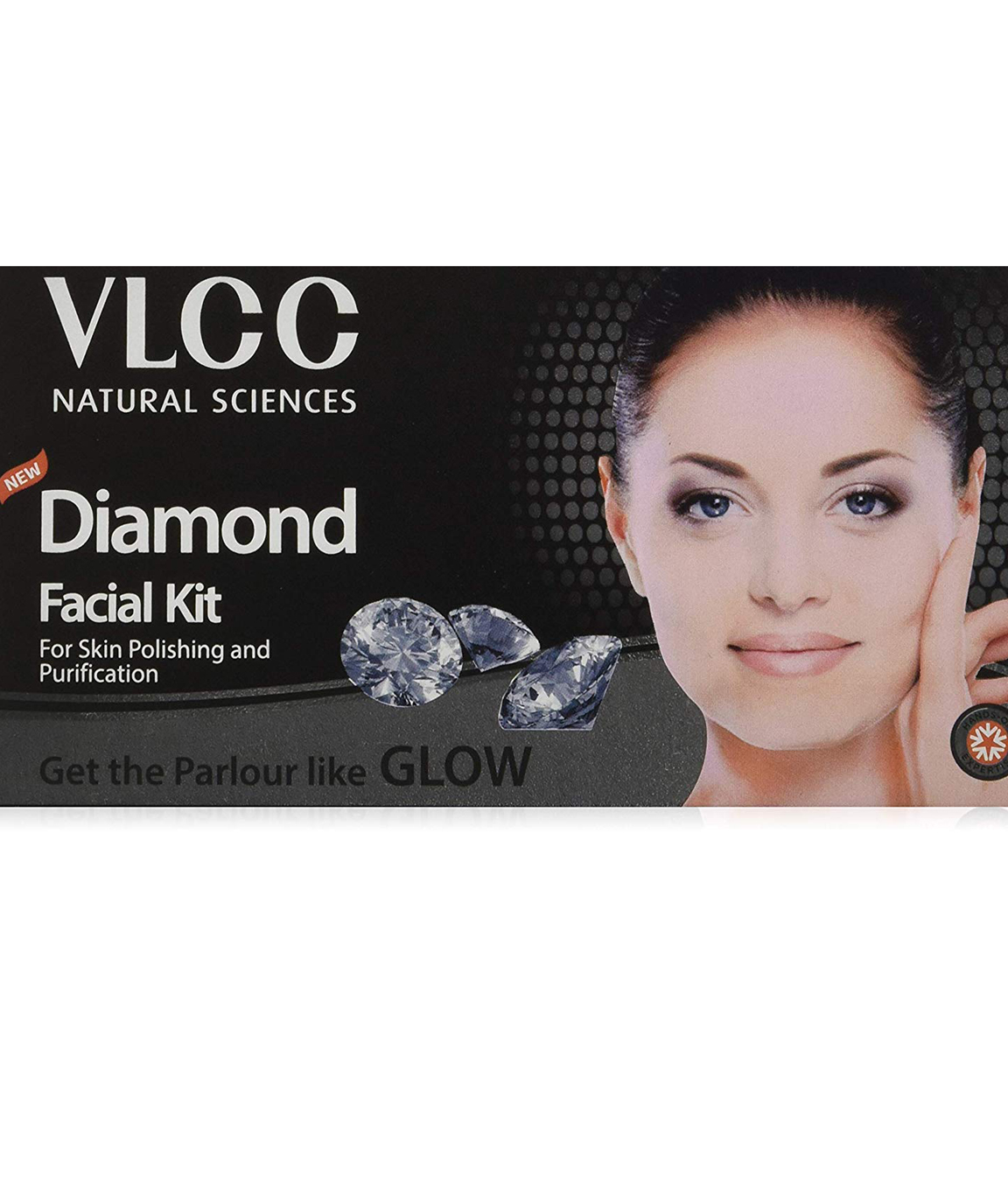 VLCC Diamond Facial Kit 50g+10ml