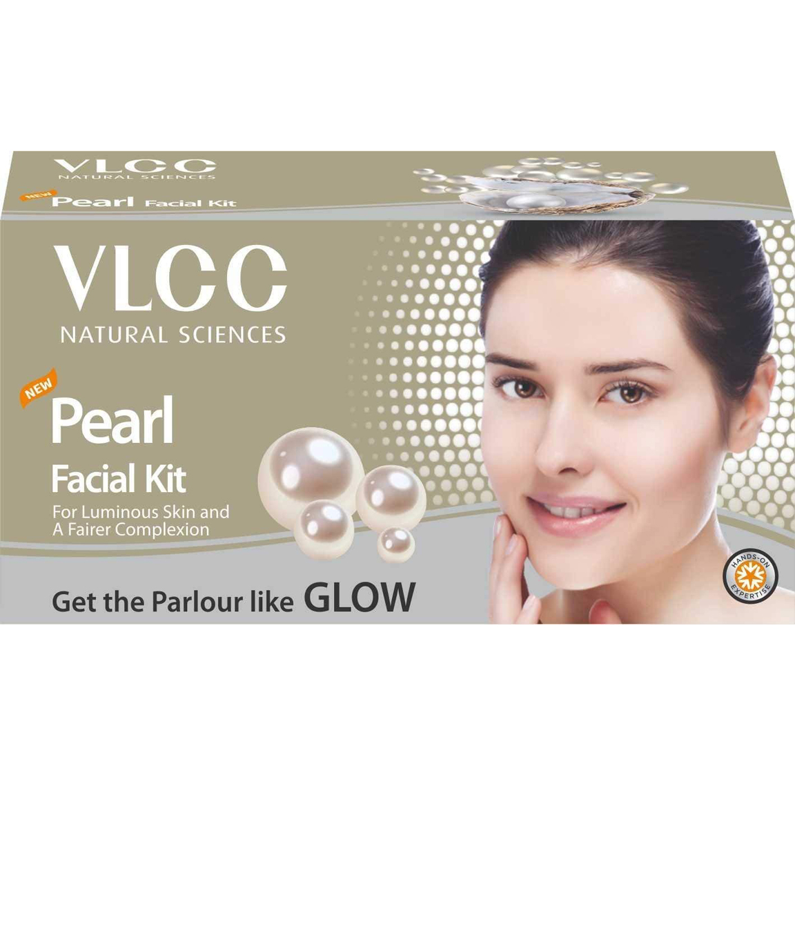 VLCC Natural Sciences Pearl Facial Kit 60g