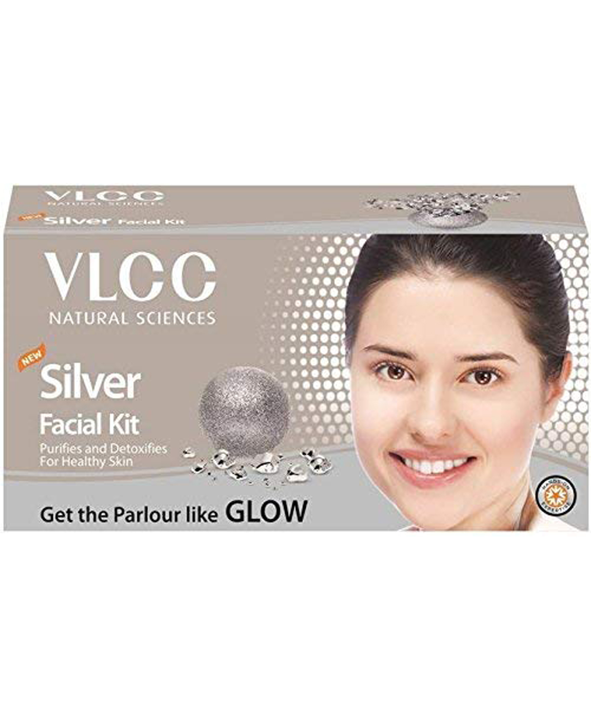 VLCC Natural Sciences Silver Facial Kit 60 g