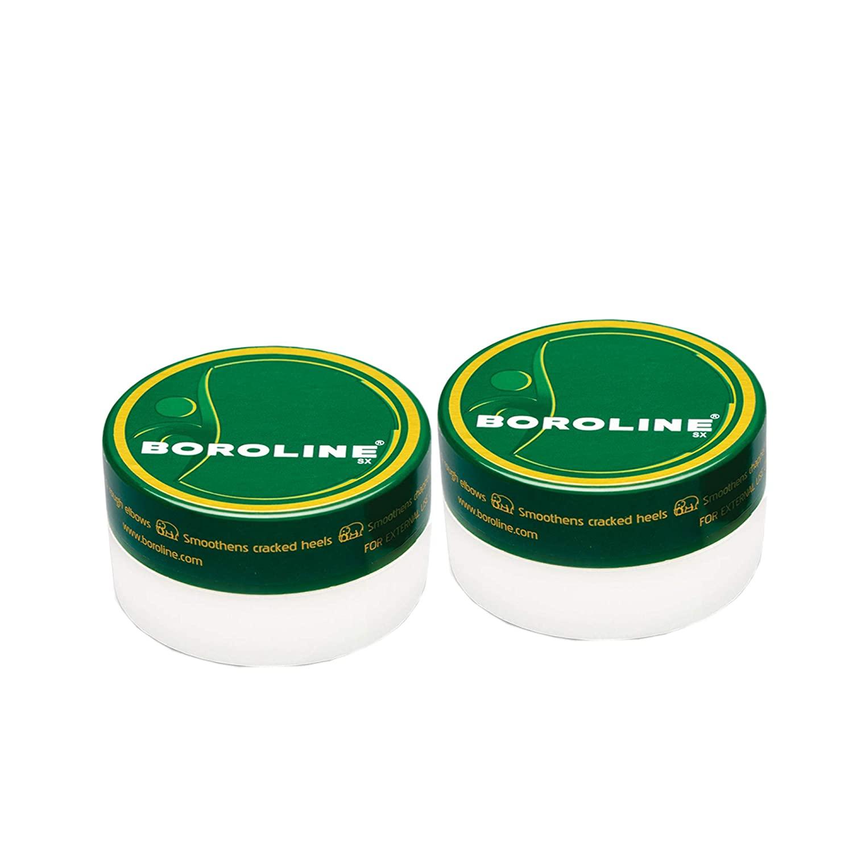 BOROLINE SX Antiseptic Night Cream, 100gms in Pot Combo pack of 2 (100gms X 2)
