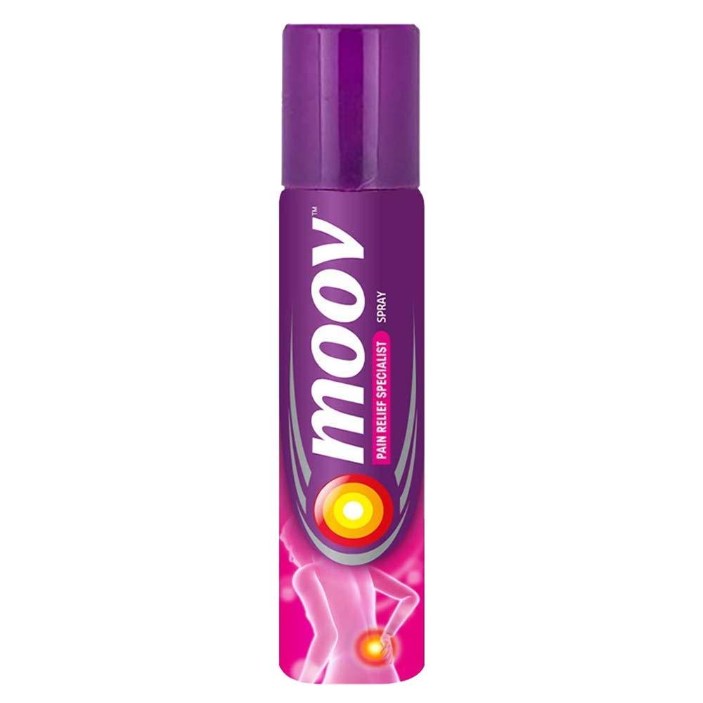 Moov Fast Pain Relief Spray - 80gm