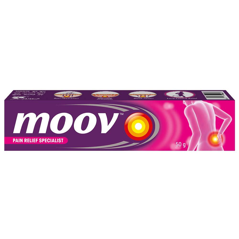 Moov Fast Pain Relief Cream – 50gm