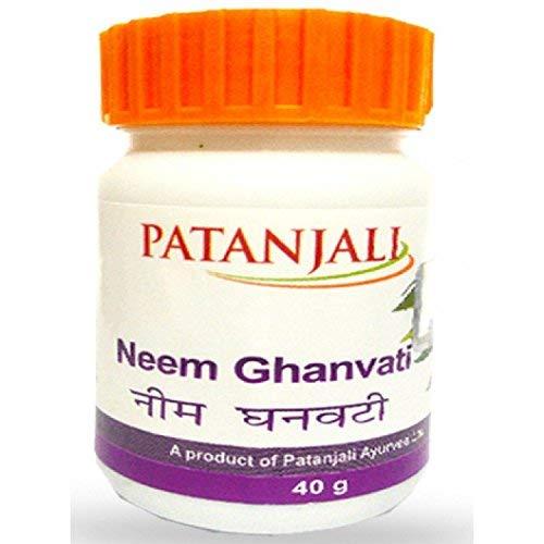 Patanjali Divya Neem Ghanvati 60Tabs