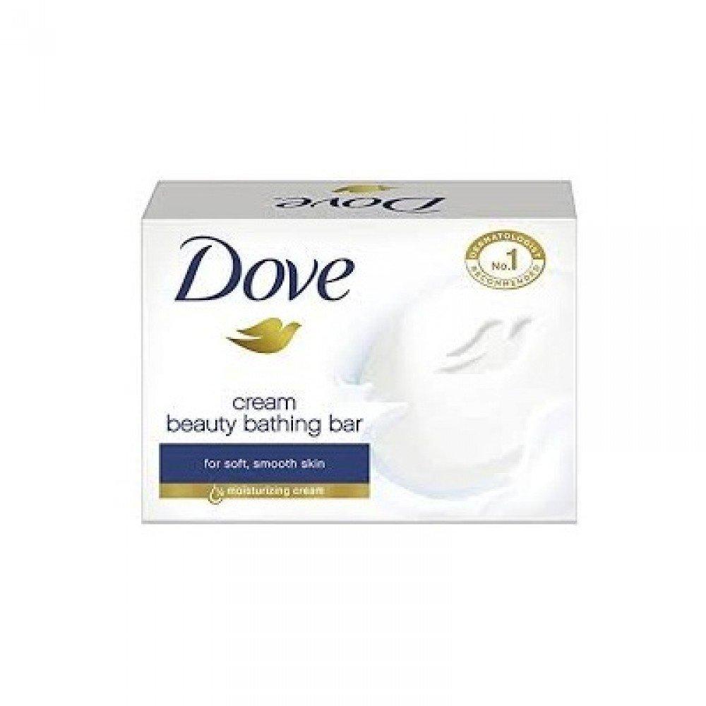 Dove Moisturising Cream Soap (75gm) (Pack of 4)