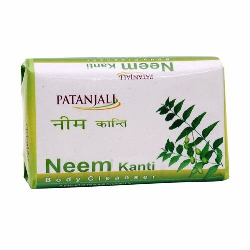 Patanjali Neem Kanti Body Cleanser, 450gm