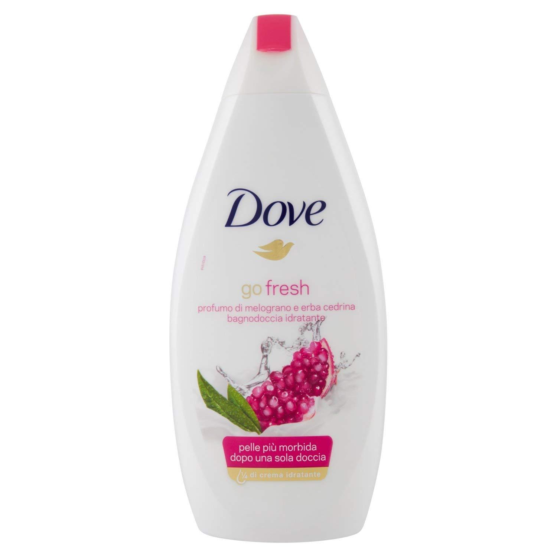Dove Go Revive With Pomegranate & Lemon Verbena Scent Body Wash 500ml