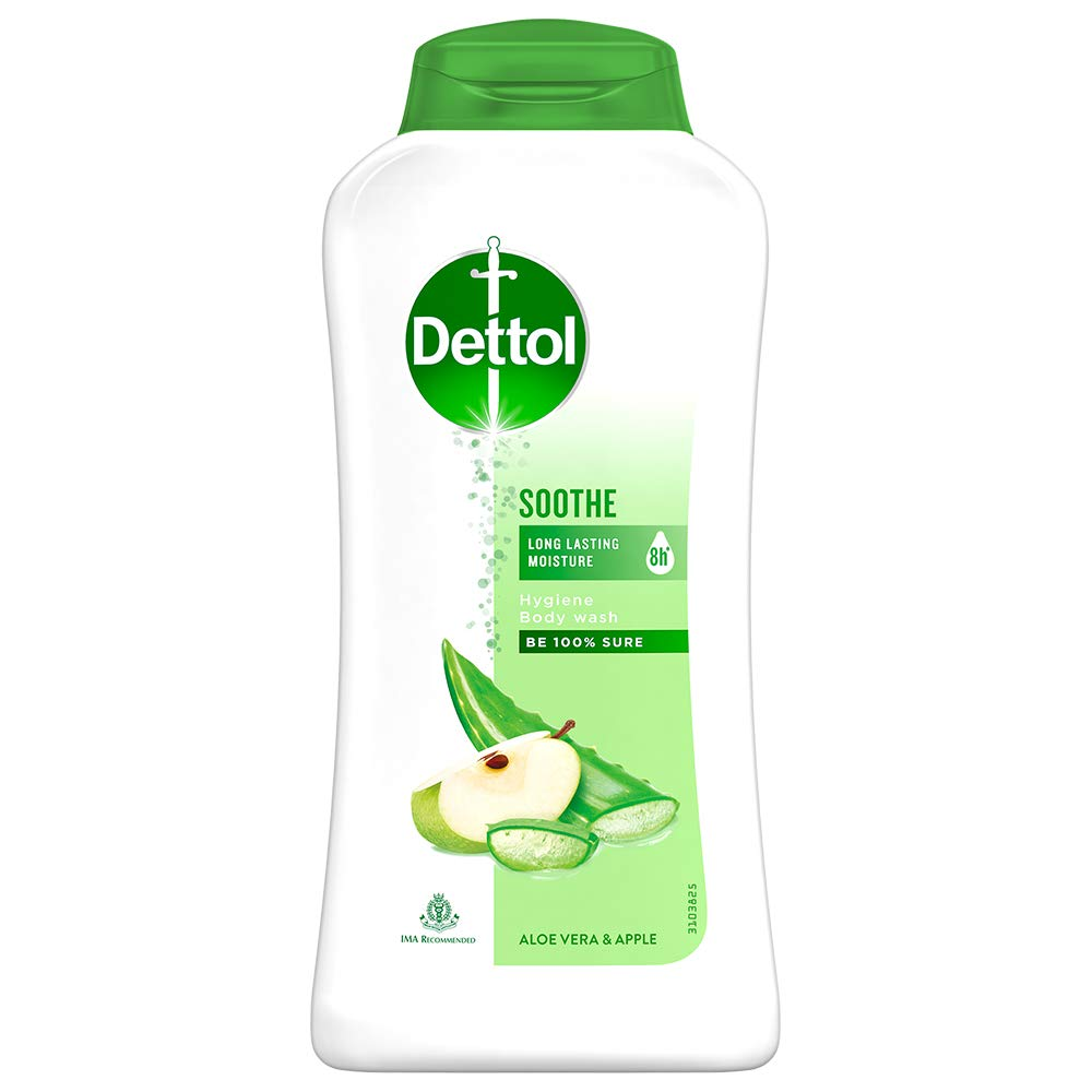 Dettol Body Wash and Shower Gel, Soothe - 250ml