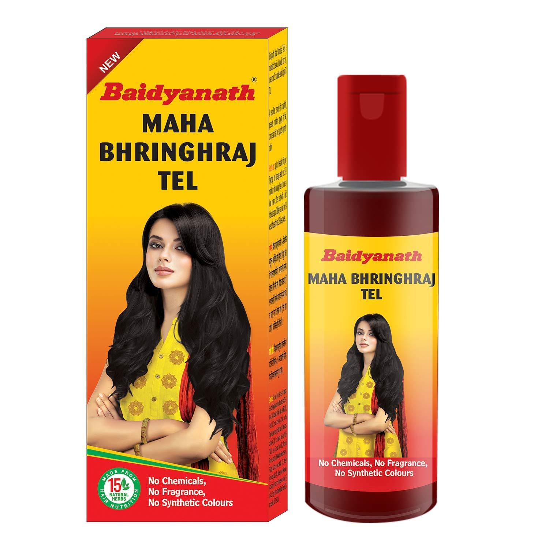 Baidyanath Mahabhringraj Tel - 200ml
