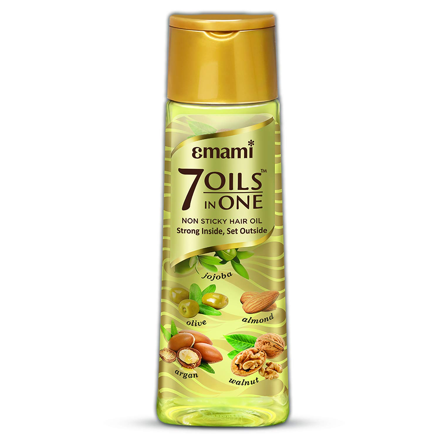Emami 7 Oils In One Emami 7 Oils In One Non Sticky Hair Oil 500ml