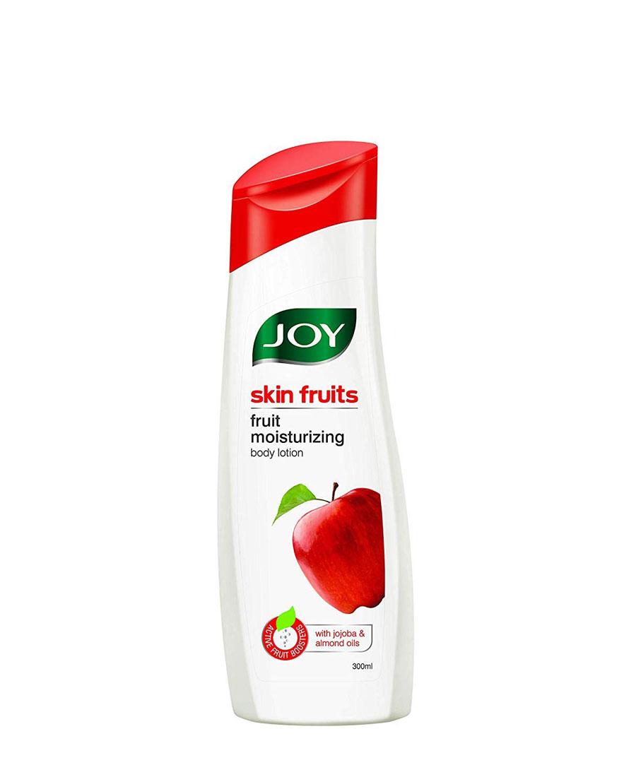Joy Skin Fruits Fruit Moisturizing body lotion, For All Skin Types 300ml