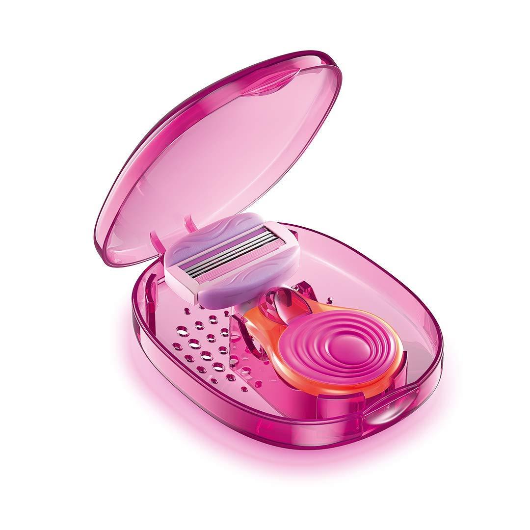 Gillette Venus Snap Hair Remover for Smooth Skin - Women Razor