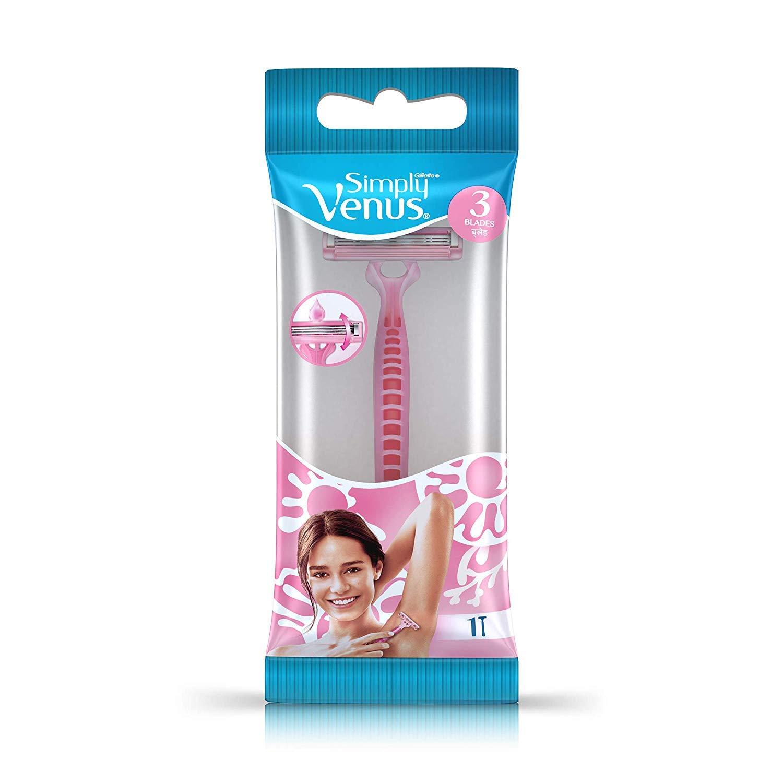 Gillette Venus Razor - (Pack of 1, Pink)