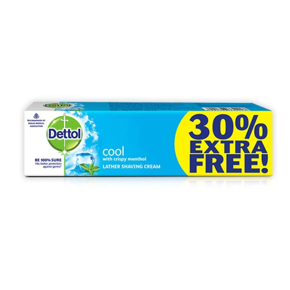 Dettol Cool Shaving Cream 60gm+18gmfree=78gm