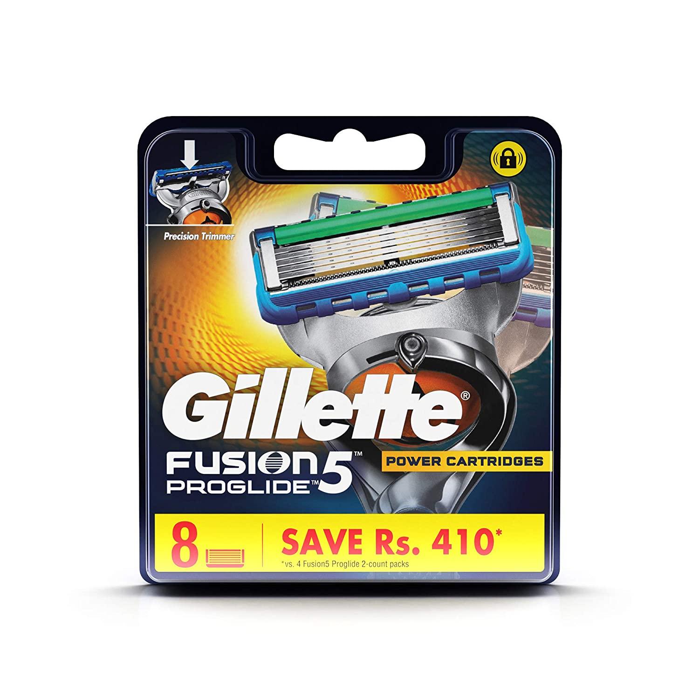 Gillette Flexball Fusion ProGlide Blades - 8 Cartridges