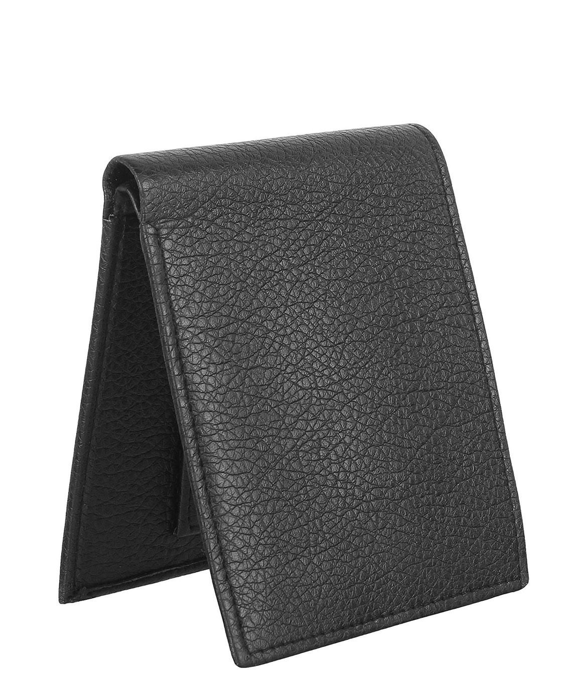 ZORO Black PU Leather Men`s Wallet