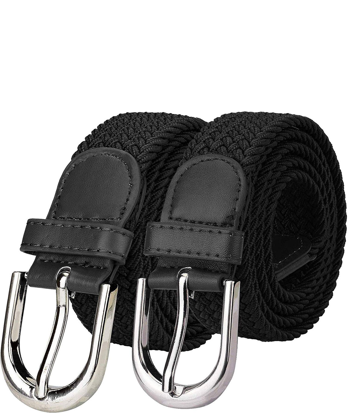 ZORO Stretchable braided cotton belt for Woman